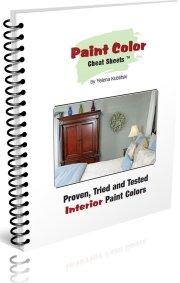 paint color cheat sheets