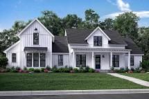 Modern Farmhouse Plan 2 742 Square Feet 4 Bedrooms 3.5