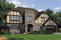 Tudor Style House Plans European Floor Plan Collection
