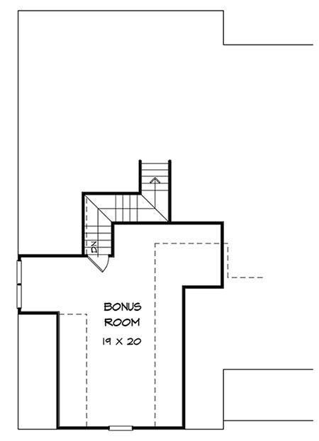 Craftsman Plan: 2,216 Square Feet, 3 Bedrooms, 2.5