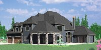 House Plans With Backyard View