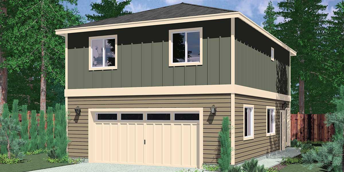 Apartment Floor Plans On Plan 2225sl One Story Garage Apartment ...