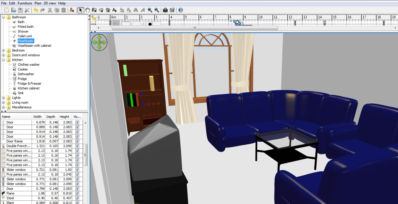 Since it doesn't have complex advanced features such as some other top tier software on our list, it's very easy to navigate around and it's much more accessible for beginner users and those … Free Floor Plan Software Sweethome3d Review