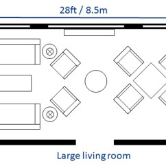 Size Of A Living Room Country Lamps Large Jpg