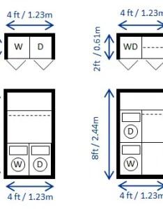 Laundry closet europe unit also room dimensions rh houseplanshelper