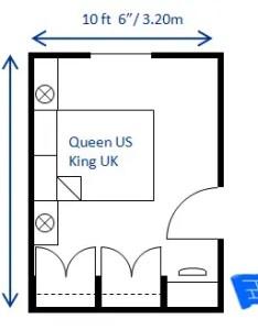 Small bedroom design queen  ft also size rh houseplanshelper
