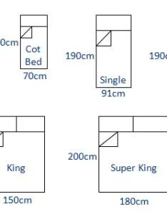 Uk  ireland bed sizes chart also and space around the rh houseplanshelper