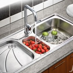 Kitchen Sink Faucet Black Granite Countertops 3个厨房水槽龙头挑选技巧 装修施工 齐鲁购房网 Http Www Houseqilu Com Userfiles Image 20140903 水龙头