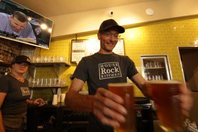 House Rock Kitchen bar