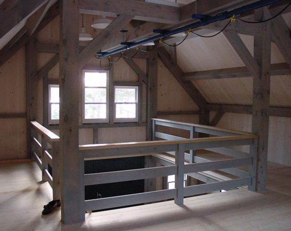 Houses And Barns Vintage Style Barn