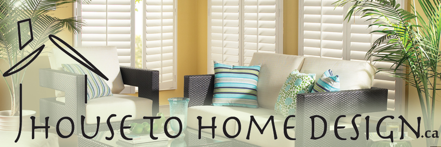 House To Home Design Offers Quality Custom Blinds Shutters And