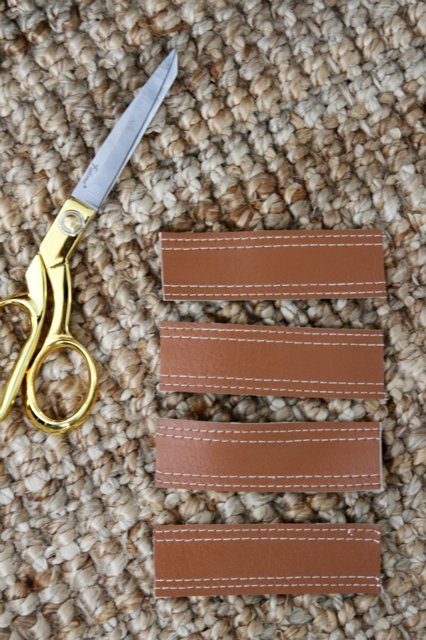 DIY leather pull 3