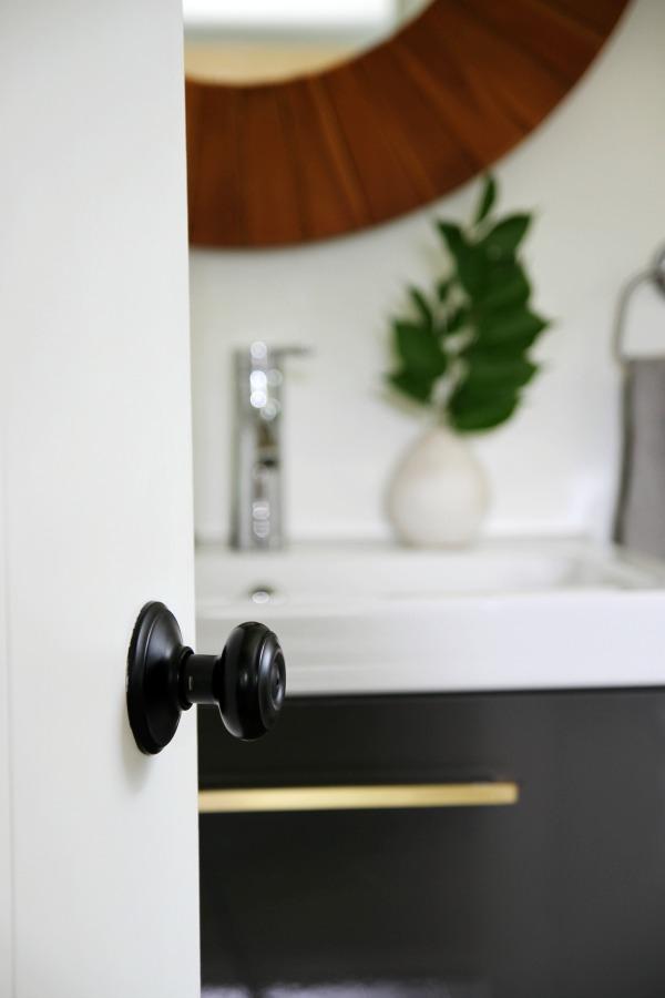 interior doorknob 1