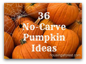 Clever And Creative Pumpkins For