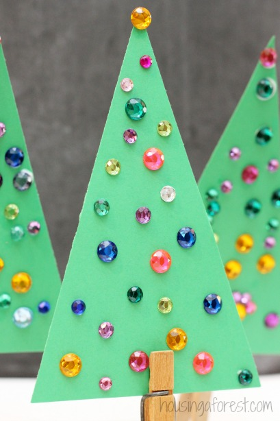 Quick And Easy Kids Christmas Crafts