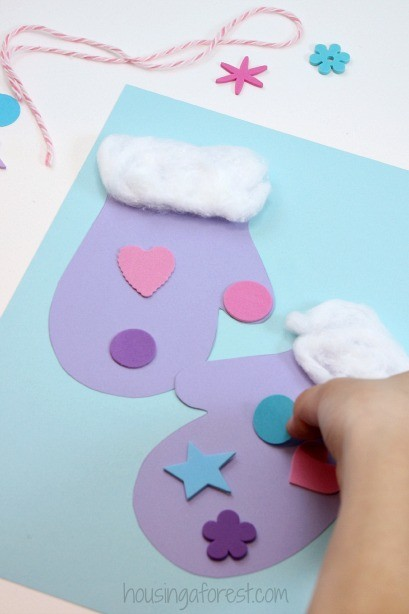 Christmas Crafts For Pre K