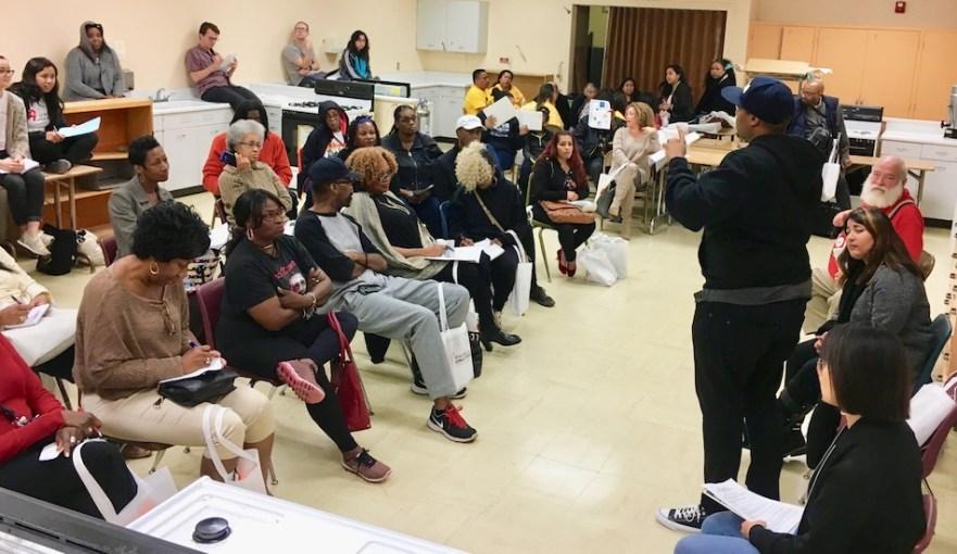 Housing Human Right resist gentrification summit