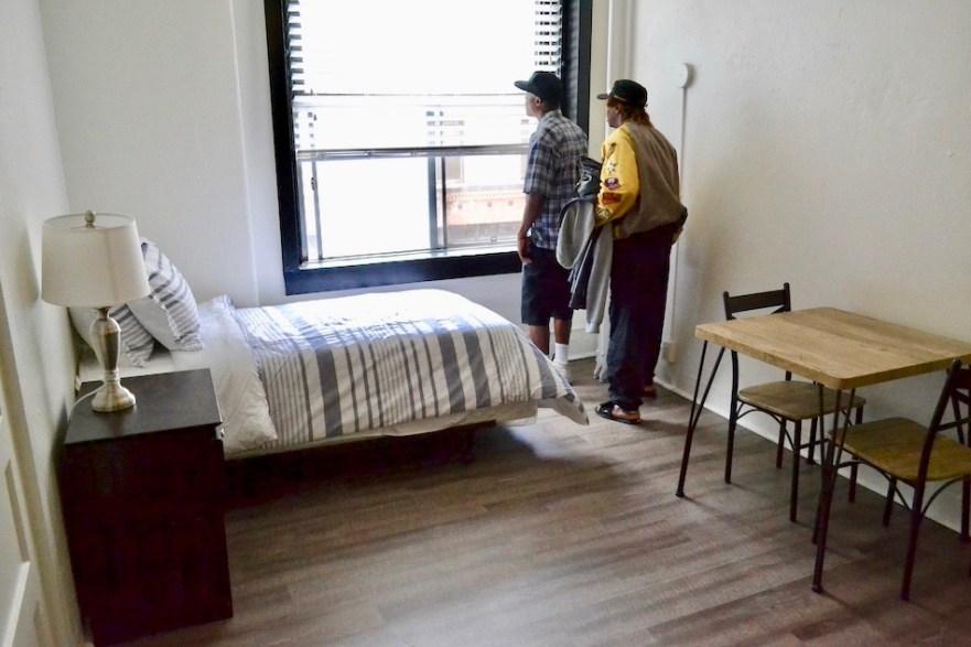 Housing Human Right homeless housing King Edward Hotel