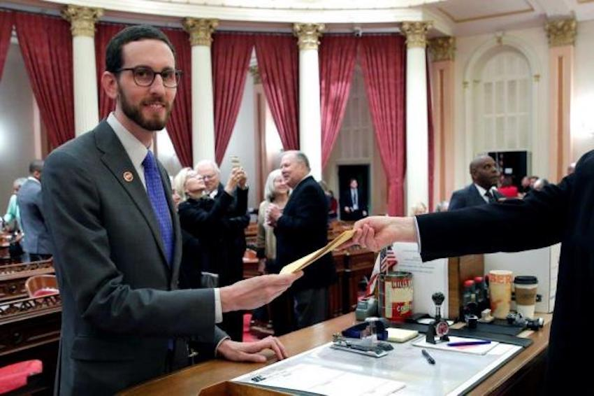 Housing Is A Human Right Scott Wiener real estate campaign money