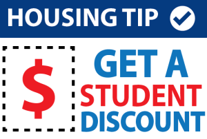 Get A Student Discount
