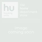 Stressless Aura Medium Recliner Chair Stool With Signature Base In Silva Grey Fabric