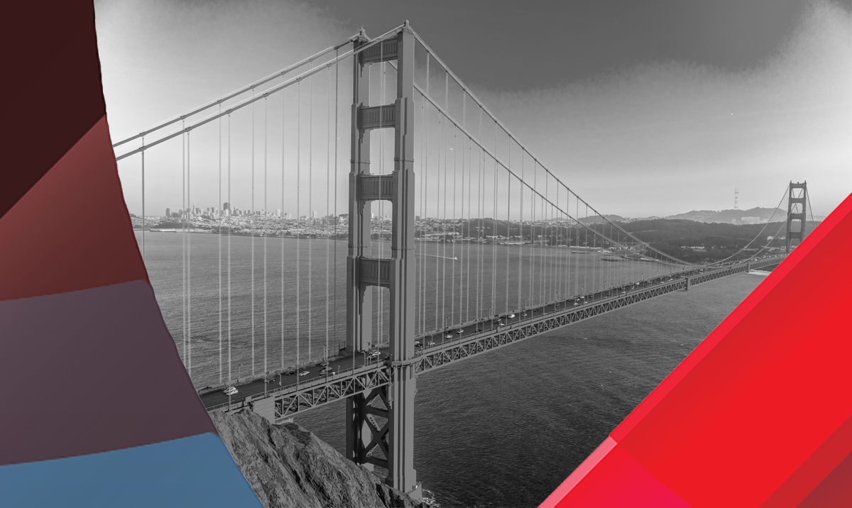 HW+ Golden Gate, San Francisco, California, USA