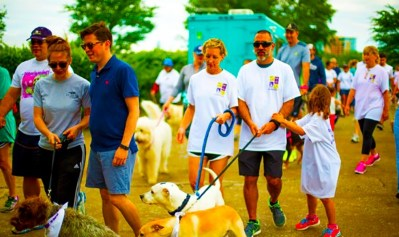 2016 BARK for BARC Pet Walk