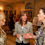 BARC Foundation Directors Sidney Faust, Janet Dietrich and Dr. Ronada Davis