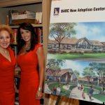 BARC Foundation President, Linda F. Barrett with Diane Caplan, eCommerce & Director of Marketing Porsche/Audi-West Houston