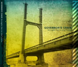 Governor's Chair, Straight Out To The Future (artwork by SoSo Design)