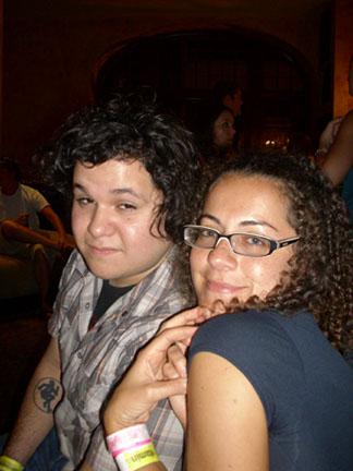 Steven Garcia & Dusti Rhodes, VIP, 7.27.08