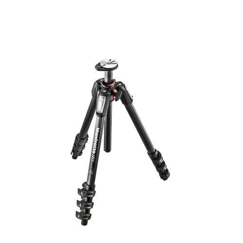 Manfrotto 055 Series Carbon Fiber Tripod with Horizontal