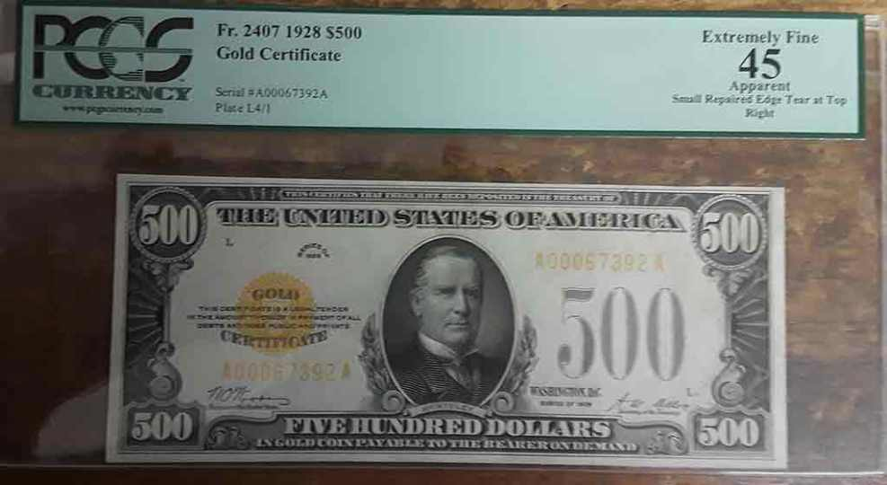 Buysell Us Gold Certificates Sell Coins Houston 713 521 1748