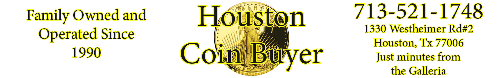 Houston Coin Buyer
