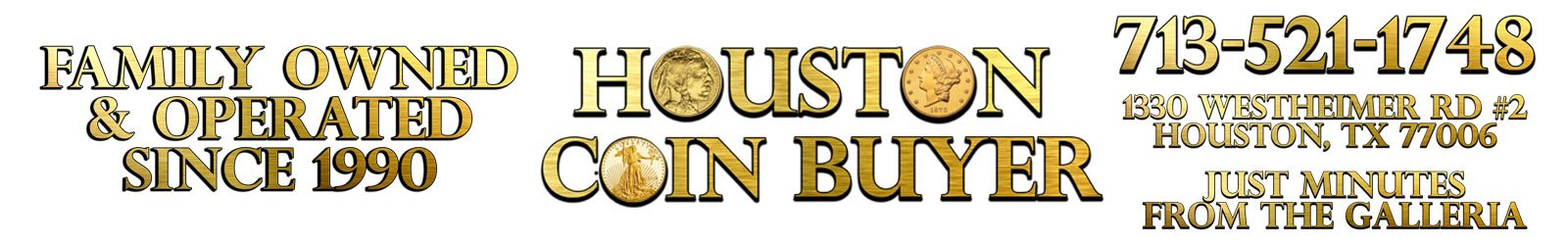 Sell Coins Houston | 713-521-1748 | Buy Coins Houston