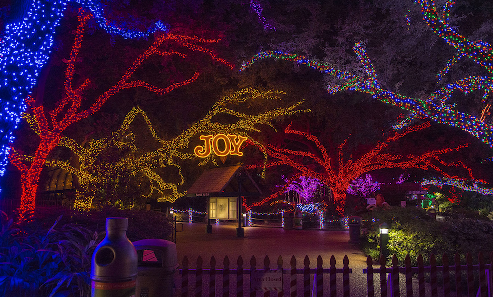 Zoo Lights Houston Tickets