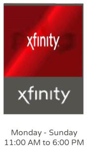 XFinity Sore in Houston's Highland Village