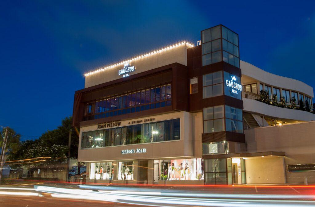 Highland Village welcomes Gauchos to the top floor location!