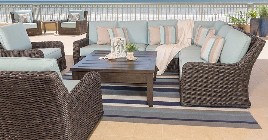 houston outdoor furniture patio sets