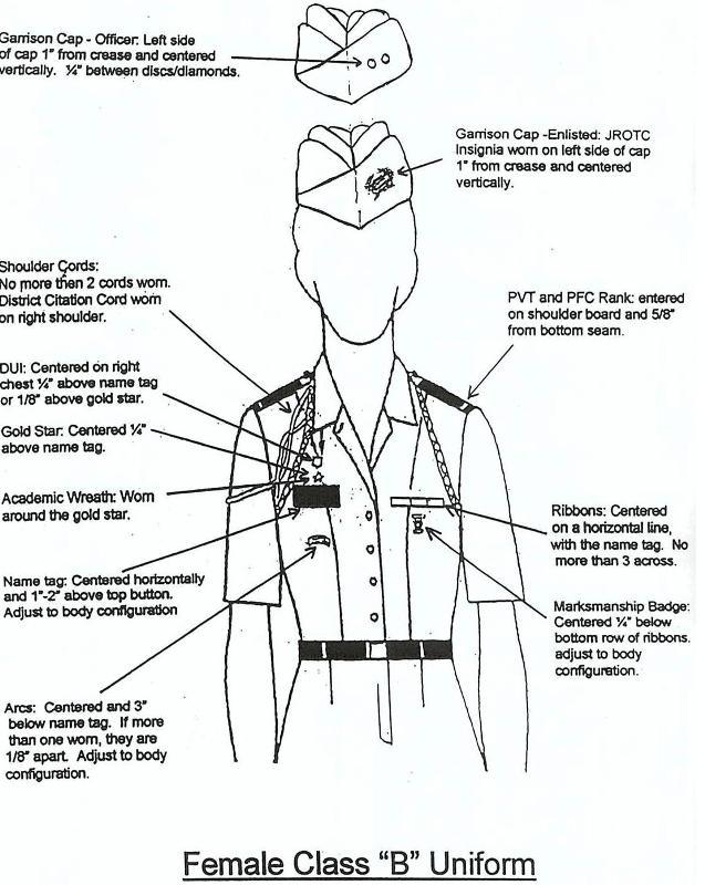 JROTC / Cadet Information