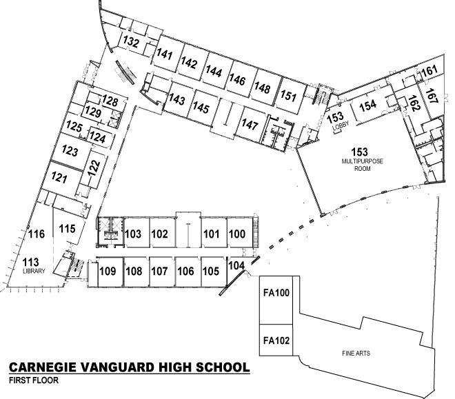 School Information / Campus Map