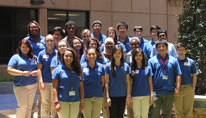 Caring Teen Volunteer Program  Houston Methodist