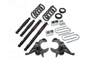 Lowering Kits – Suspension Drop Kits