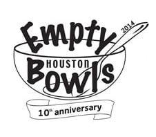 Support Houston Food Bank at Empty Bowls Houston