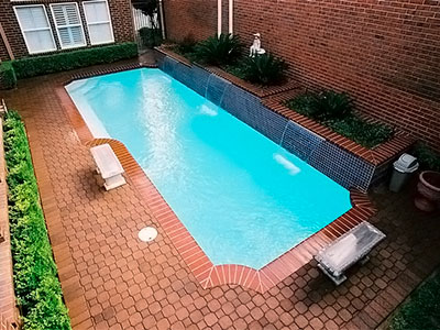 pool tile grout cleaning houston