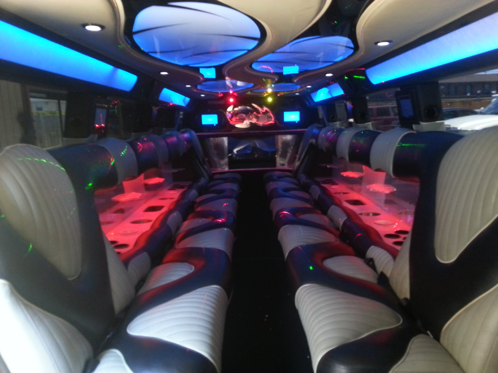 Hummer Daddy Limo Rentals in Houston TX