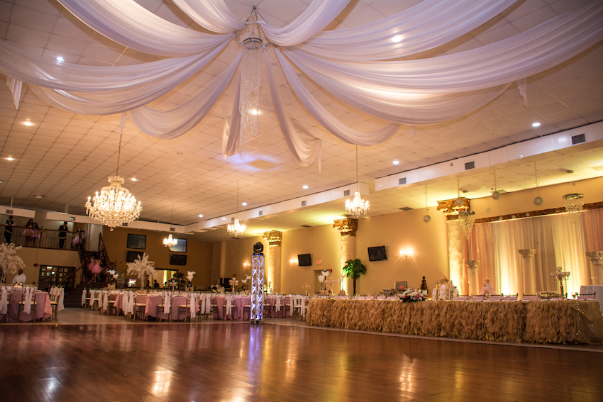 chair covers and more houston best hanging chairs australia memories reception hall | ballrooms in tx my quinceanera