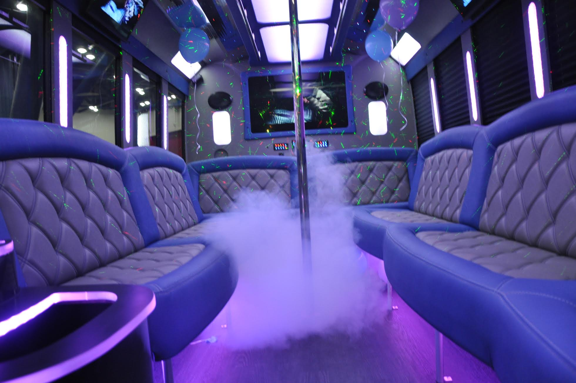 Quinceanera limos in Houston TX