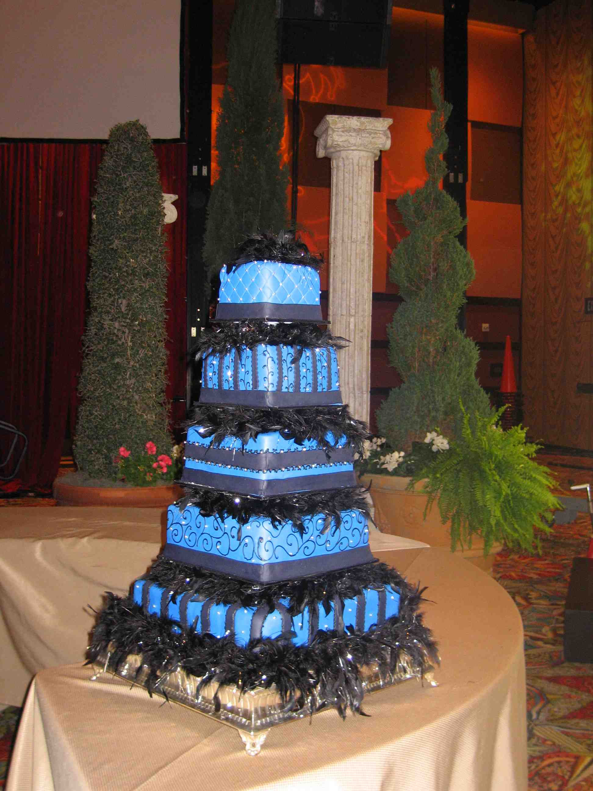 Who Made the Cake  Wedding and Quinceanera Cakes in Houston TX  My Houston Quinceanera