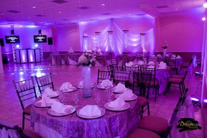 Banquet Hall Halls Houston Familyowned